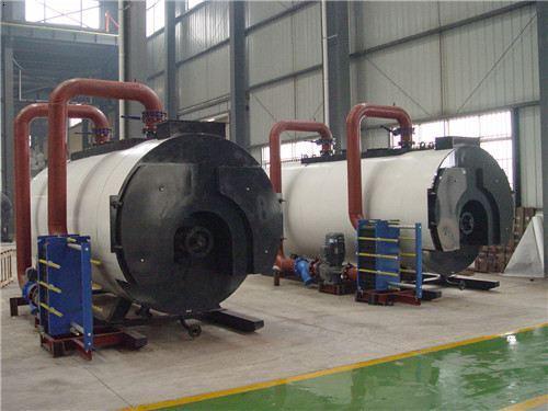 燃油(气)热水锅炉