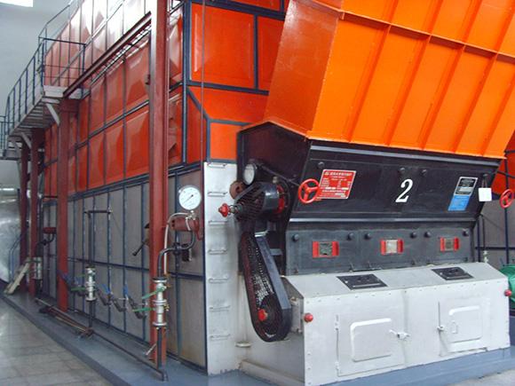 SZL燃煤组装锅炉