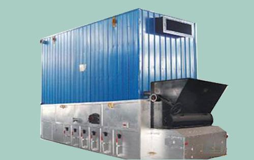 YLW燃生物质颗粒有机载炉