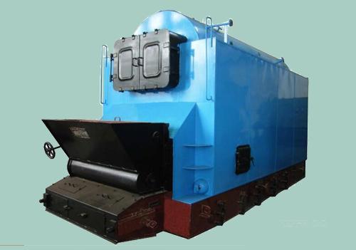 DZL燃生物质颗粒蒸汽锅炉