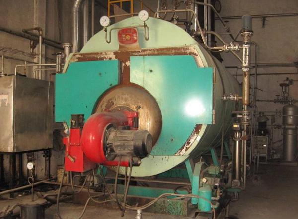 燃油锅炉实际工程