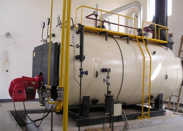 全自动燃油(气)锅炉工程
