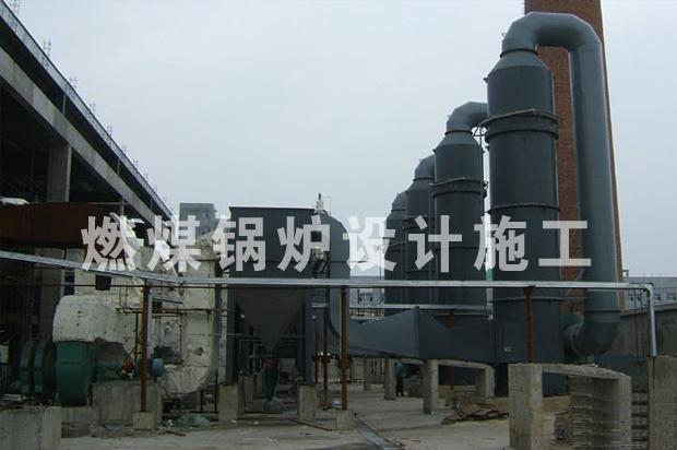 燃煤锅炉设计施工