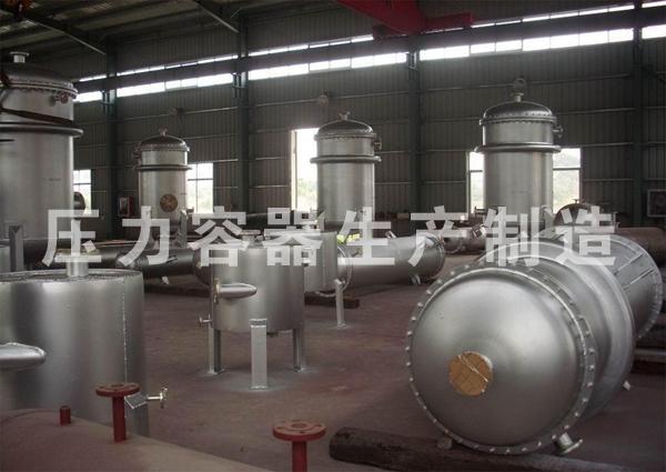 压力容器生产制造施工