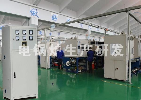 电锅炉产品生产安装